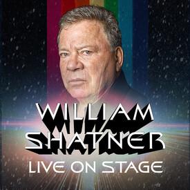 "William Shatner With ""Star Trek II"