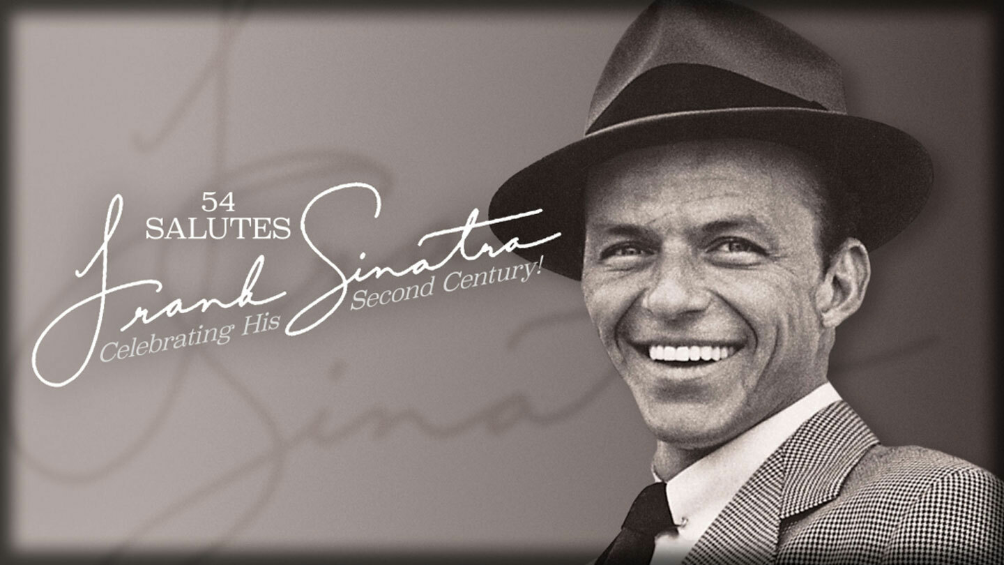 Concert Tribute to The Rat Pack's Own Frank Sinatra
