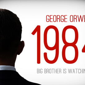 "George Orwell's ""1984"