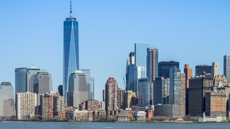 Lower Manhattan Architecture Sail