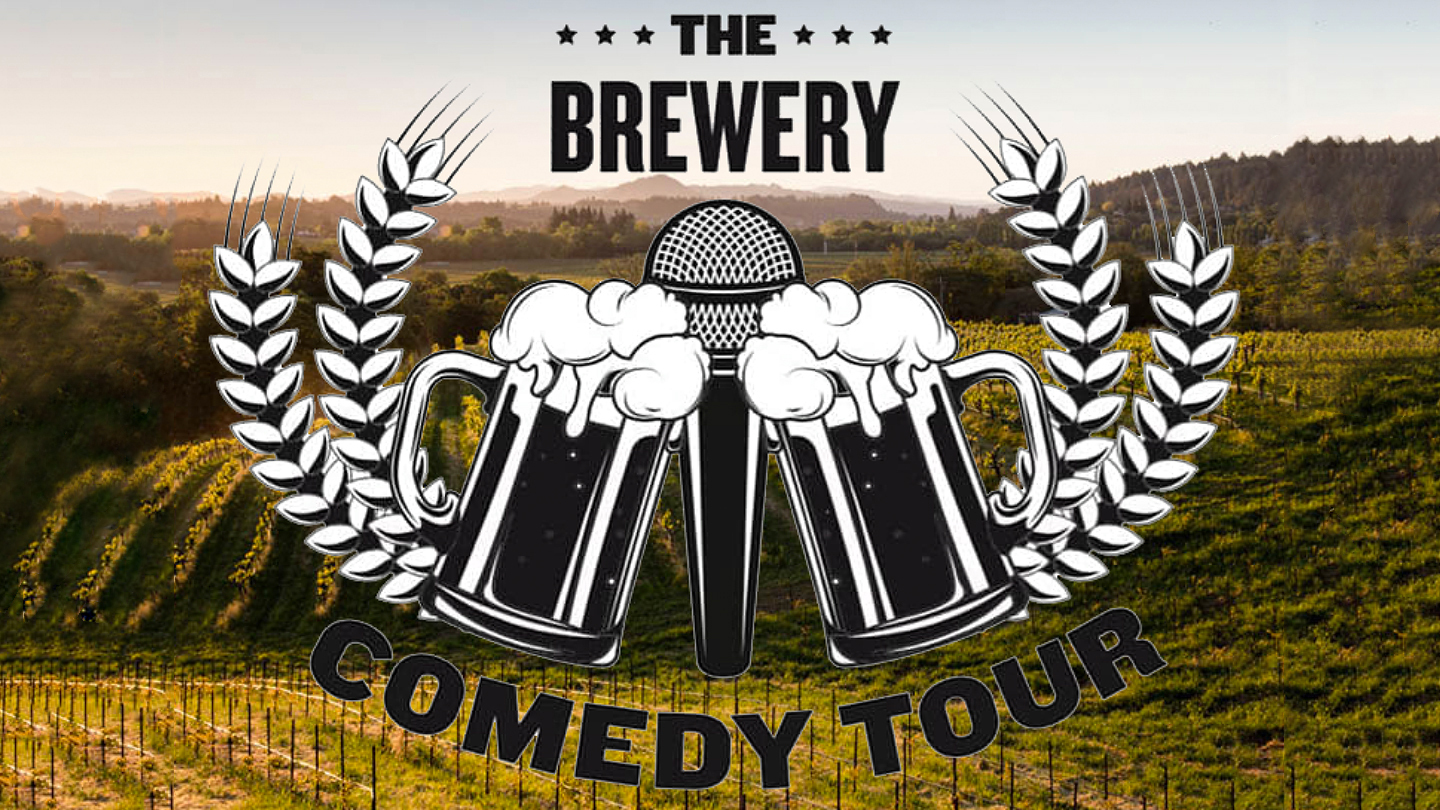 The Brewery Comedy Tour: Stand-Up & Craft Beer
