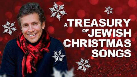 """A Treasury of Jewish Christmas Songs"""