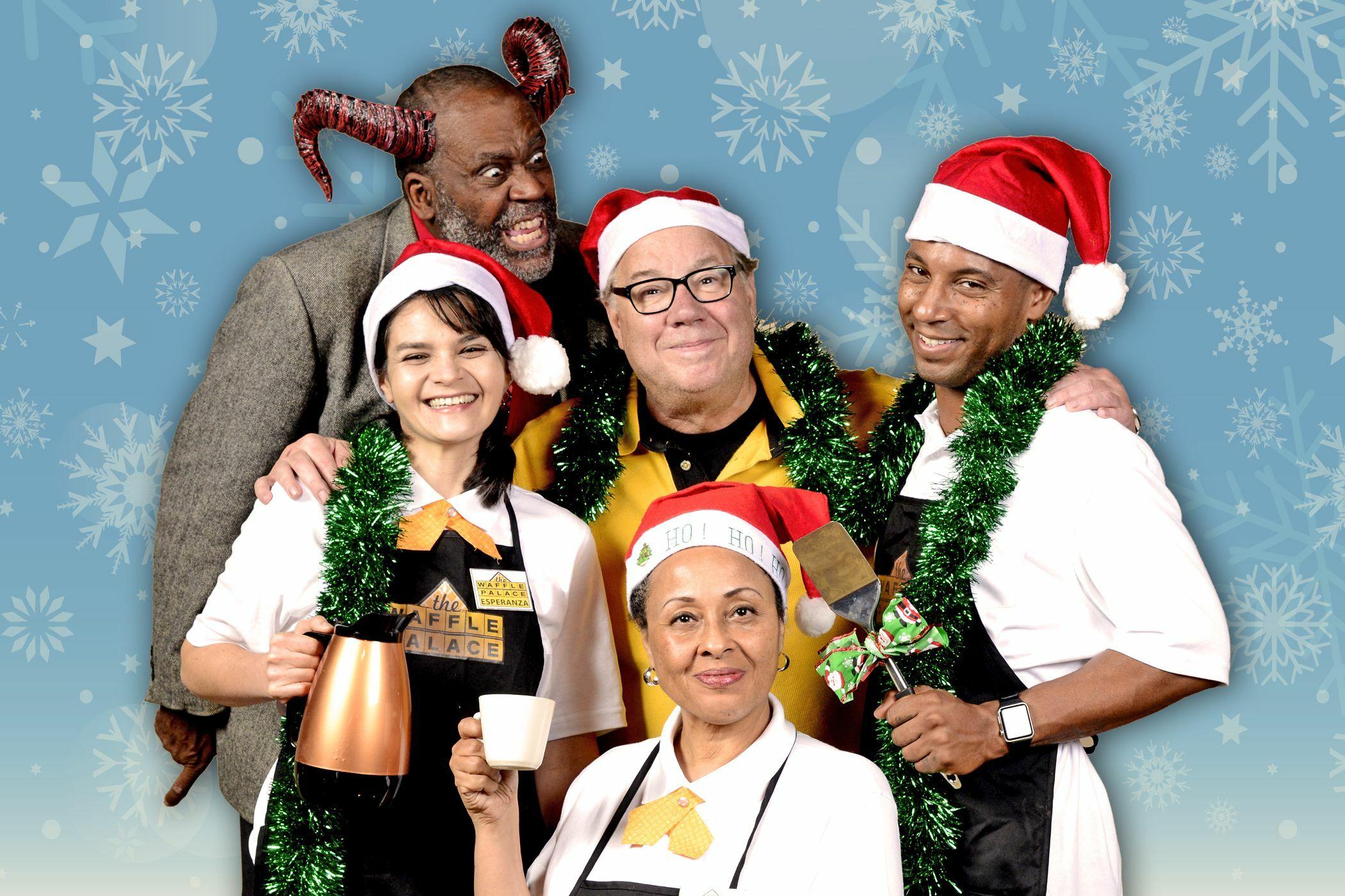 Horizon Theatre · Waffle Palace Christmas