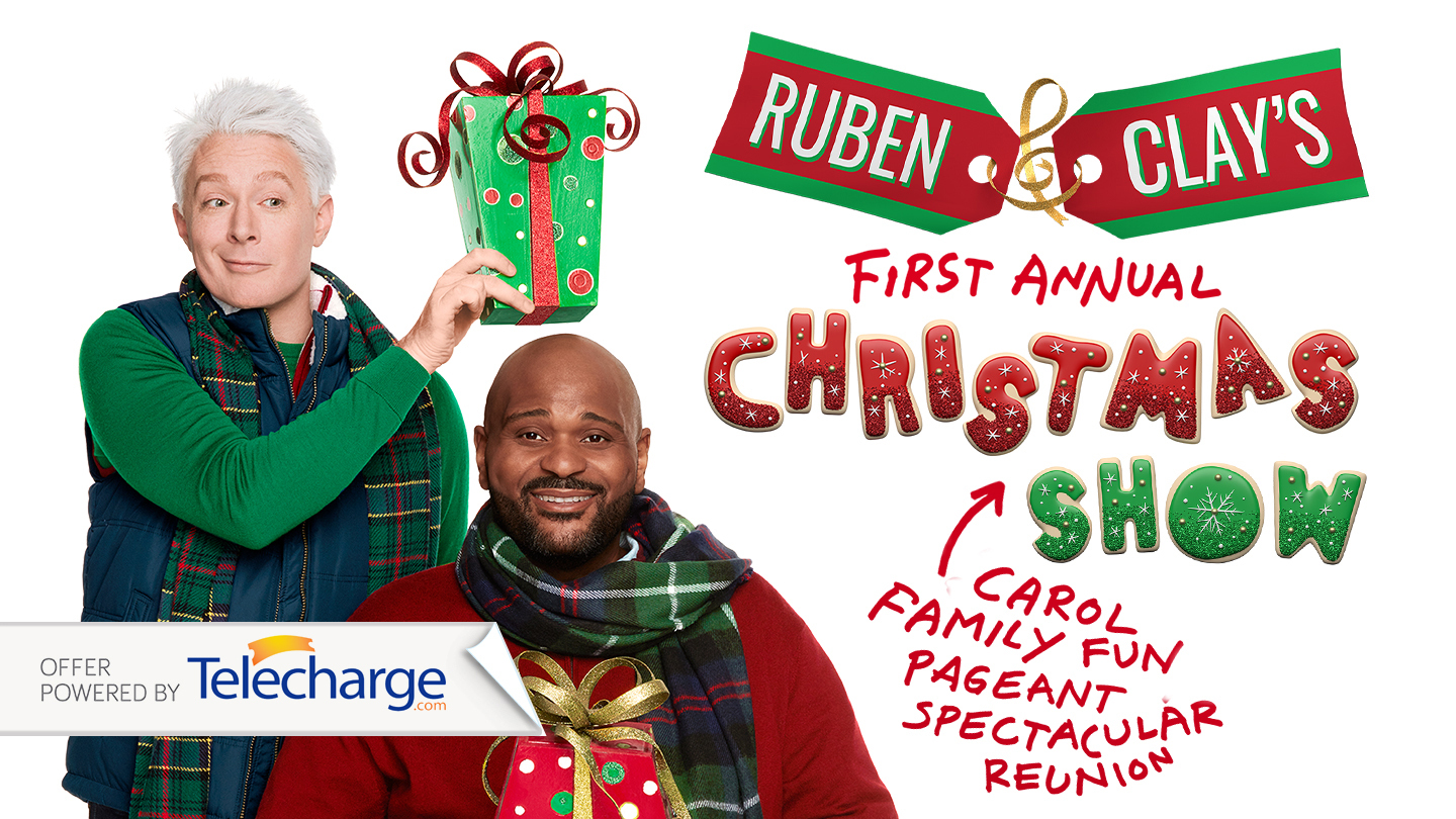Ruben & Clay\'s Christmas Show New York Tickets - $39 - $99 at ...