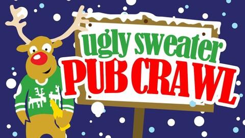 Houston Ugly Sweater Bar Crawl