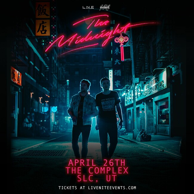 The Midnight Tickets