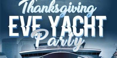 Thanksgiving Eve Yacht Party