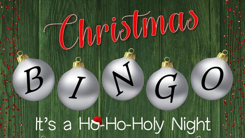 """""""Christmas Bingo"""""""