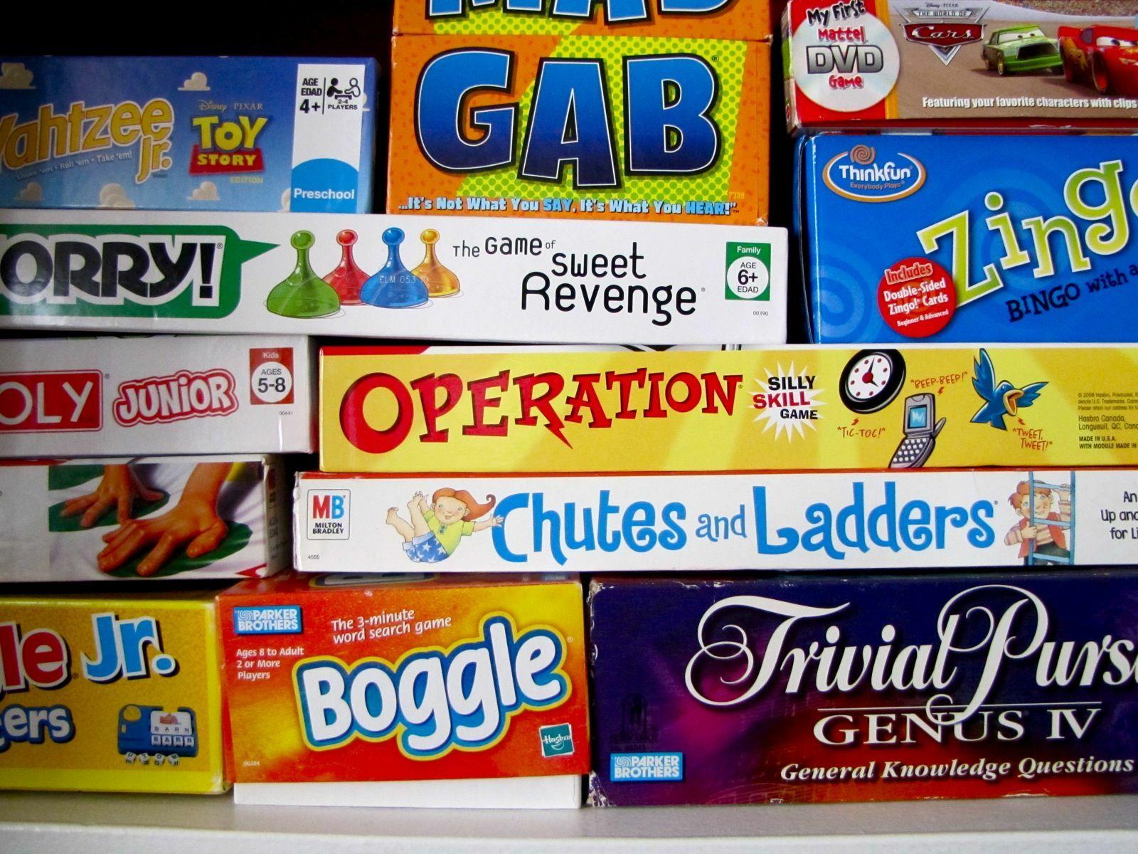 Badass Board Game Battle