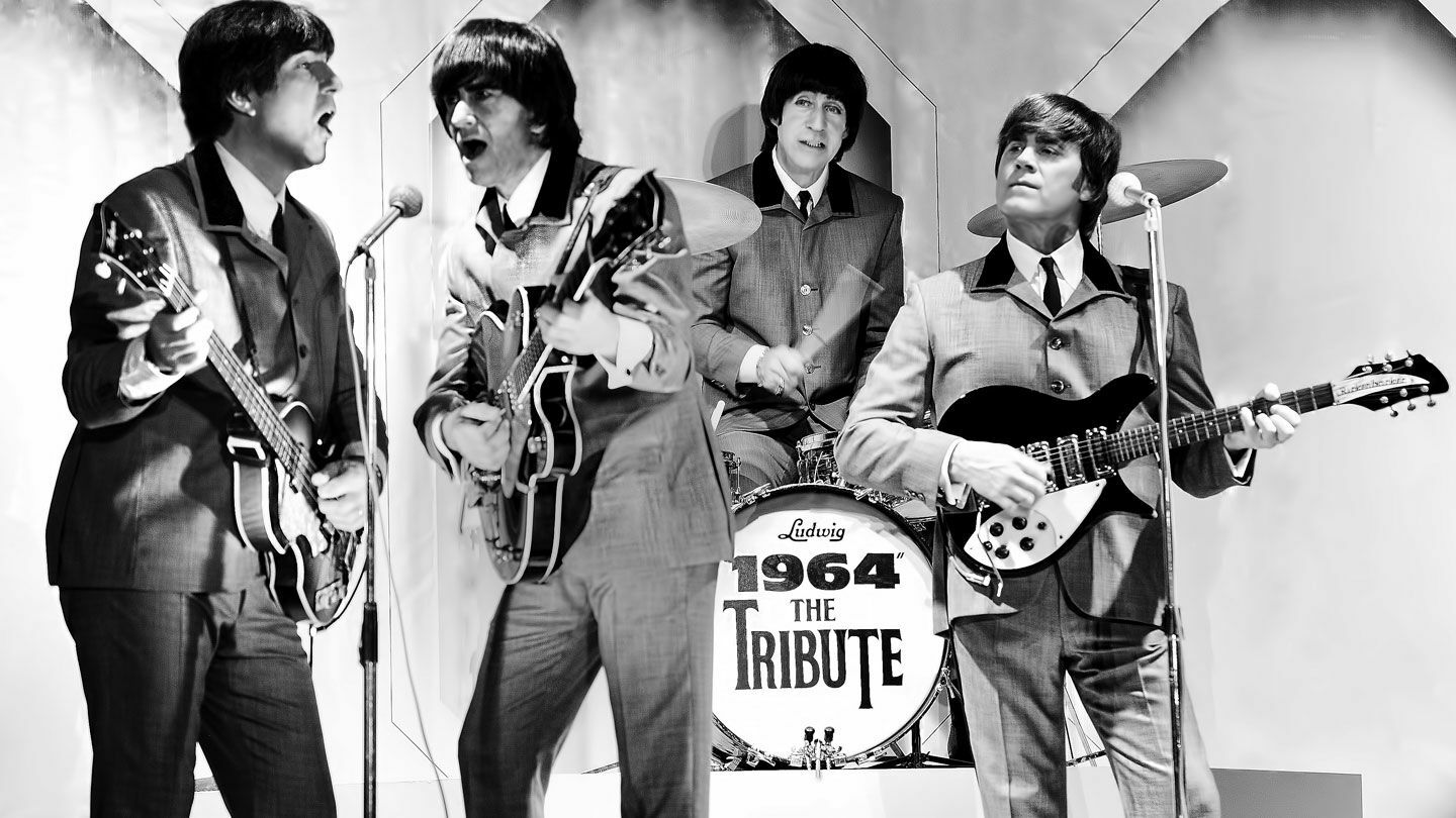Beatles Tribute Band 1964 Brings Beatlemania Back