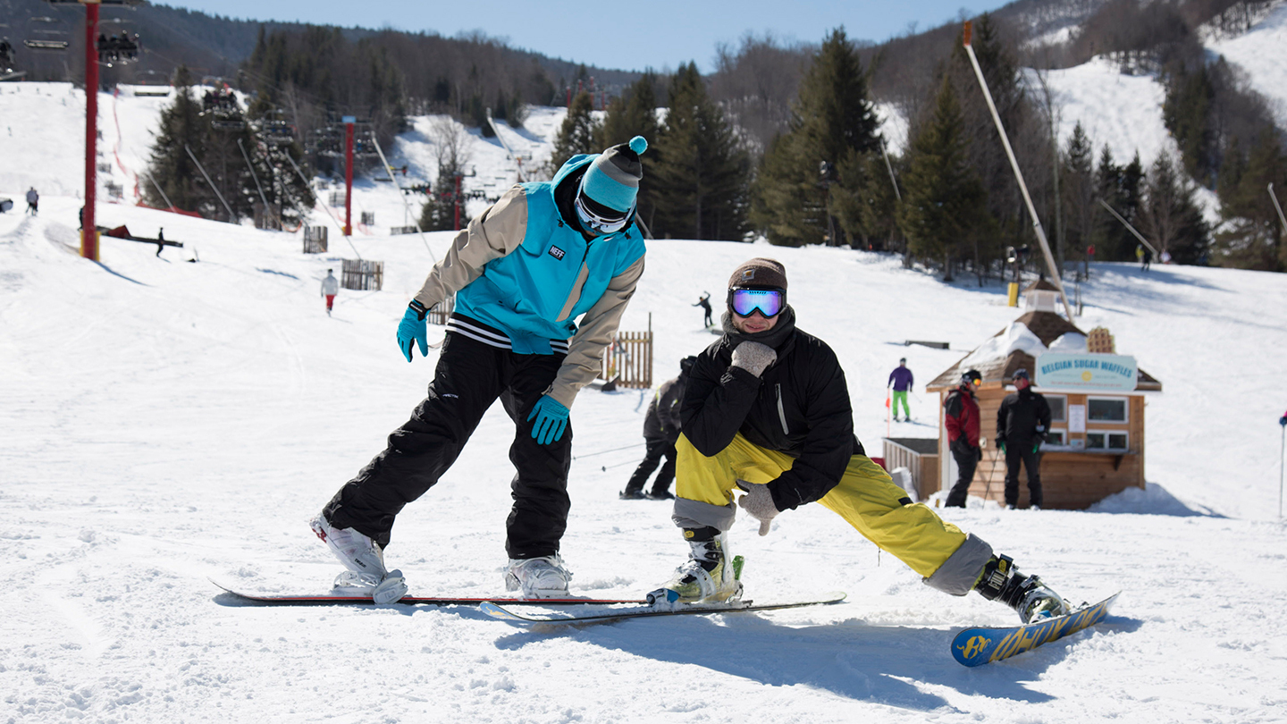 All-Inclusive Ski Trip From New York City