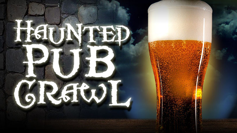 Times Scare! Ghost Pub Crawl