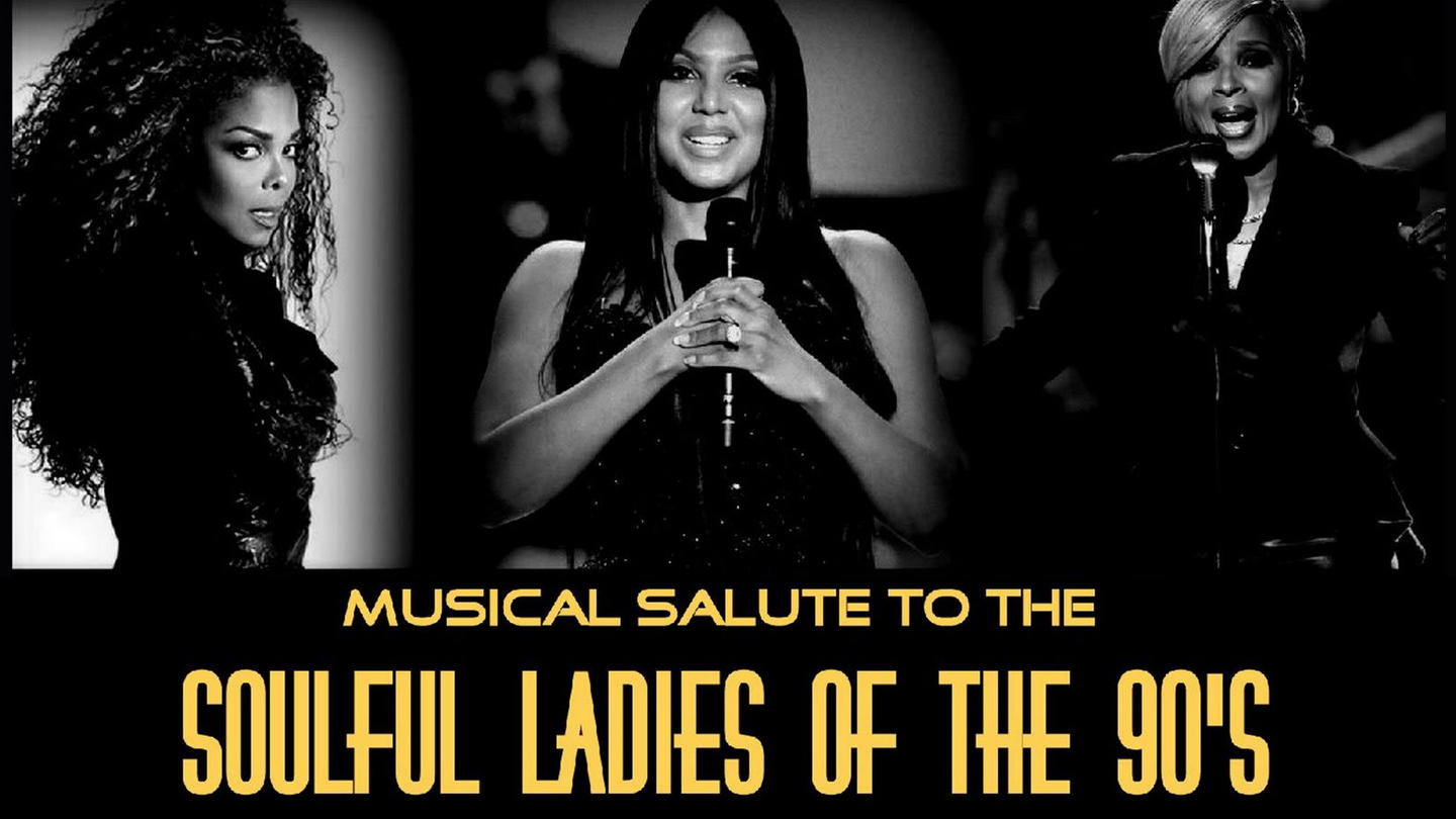 Musical Salute to Mary J. Blige & Janet Jackson
