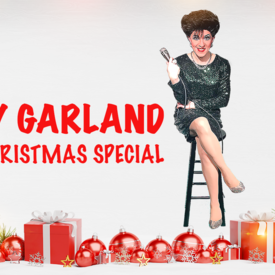 """The Judy Garland Christmas Special"""" Starring Peter Mac"""