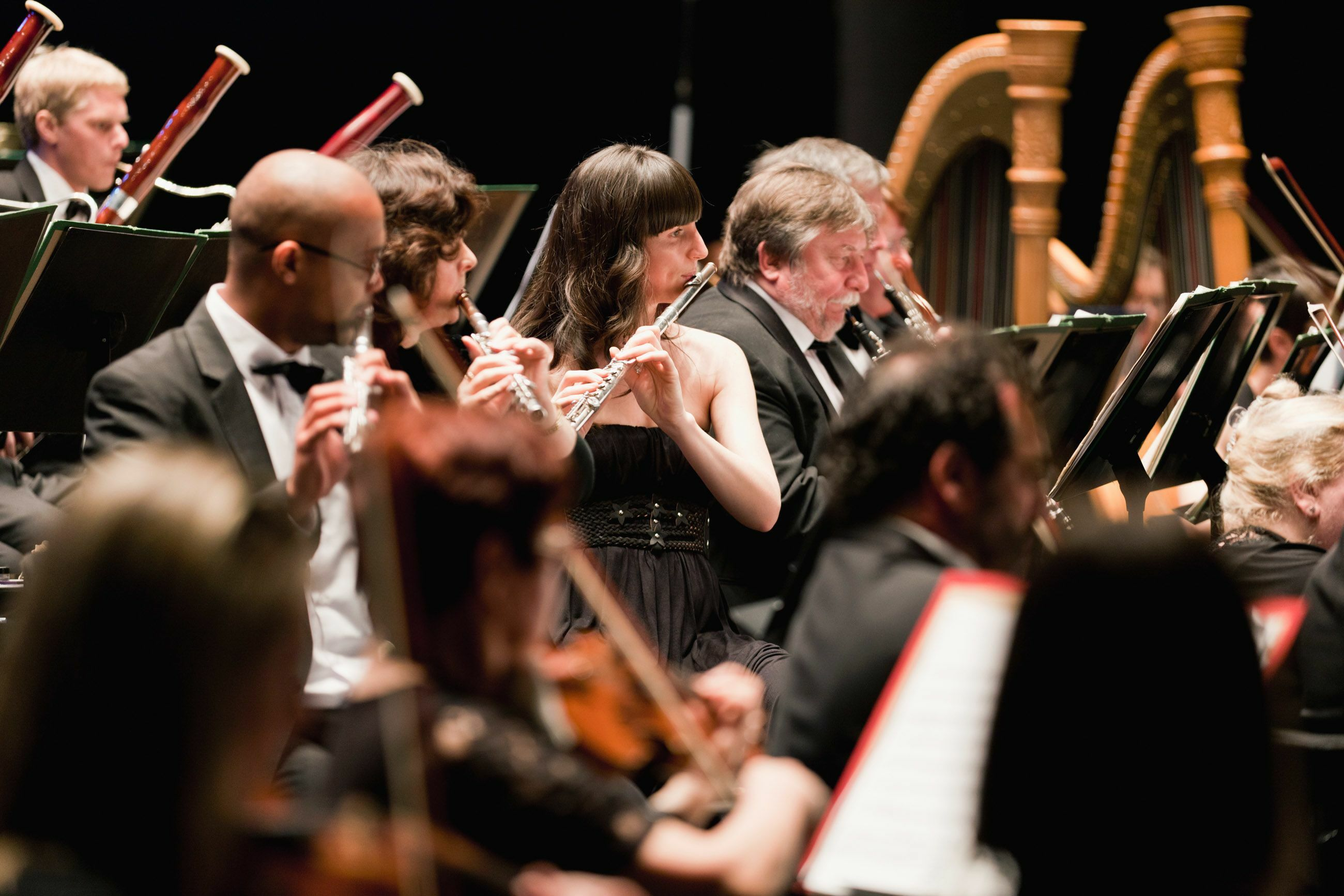 """Sounds of the American Century"", Presented by American Symphony Orchestra"