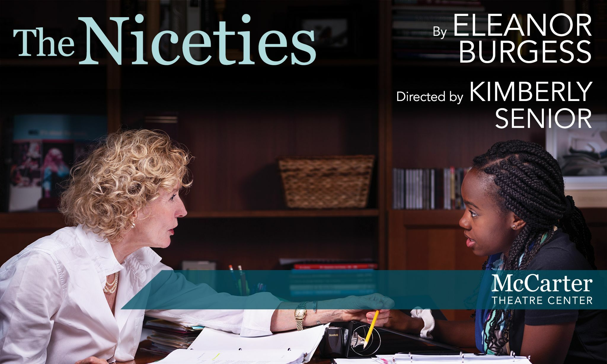 "Explosive Racial Drama ""The Niceties"""