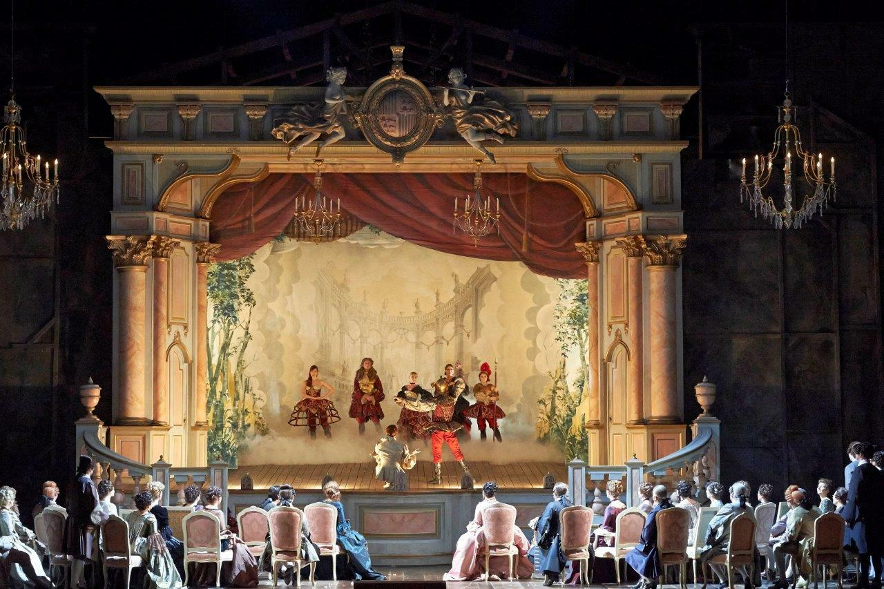 "Opera ""Adriana Lecouvreur"" Brings 18th Century Actress to Life"