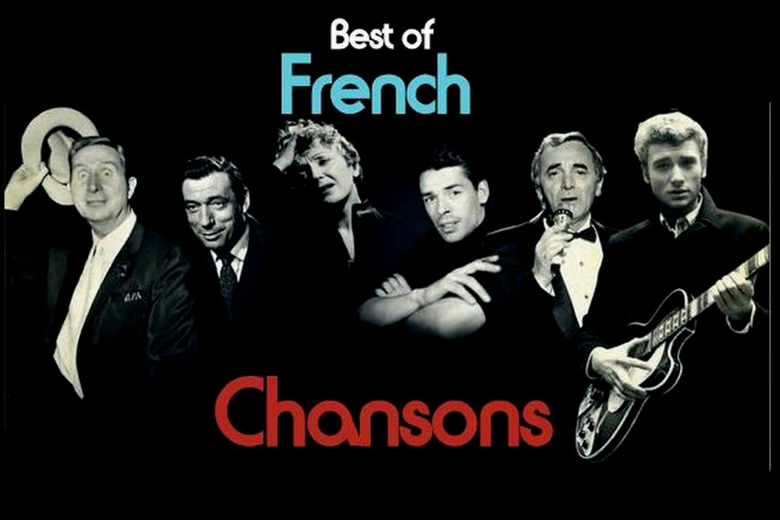 The Best of French Chansons Featuring So French Cabaret at