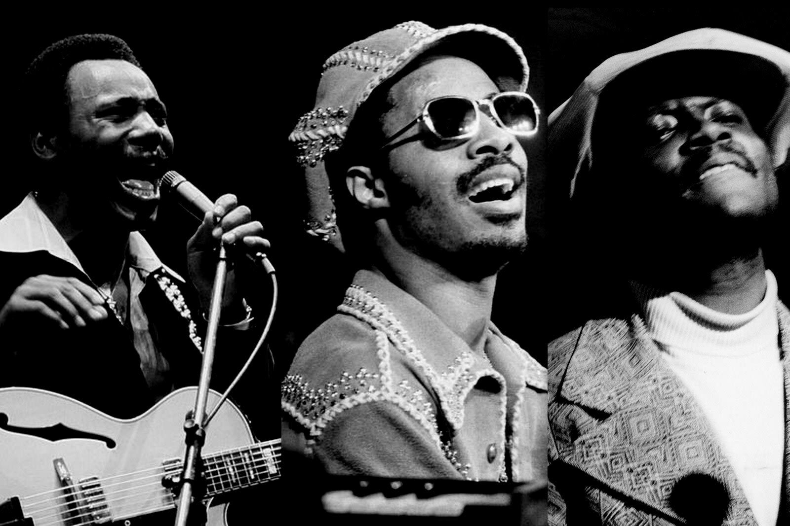 Tribute to Stevie Wonder, Donny Hathaway & George Benson