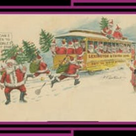 Santa's From West 23rd St, and Other Secret Histories of New York Holidays