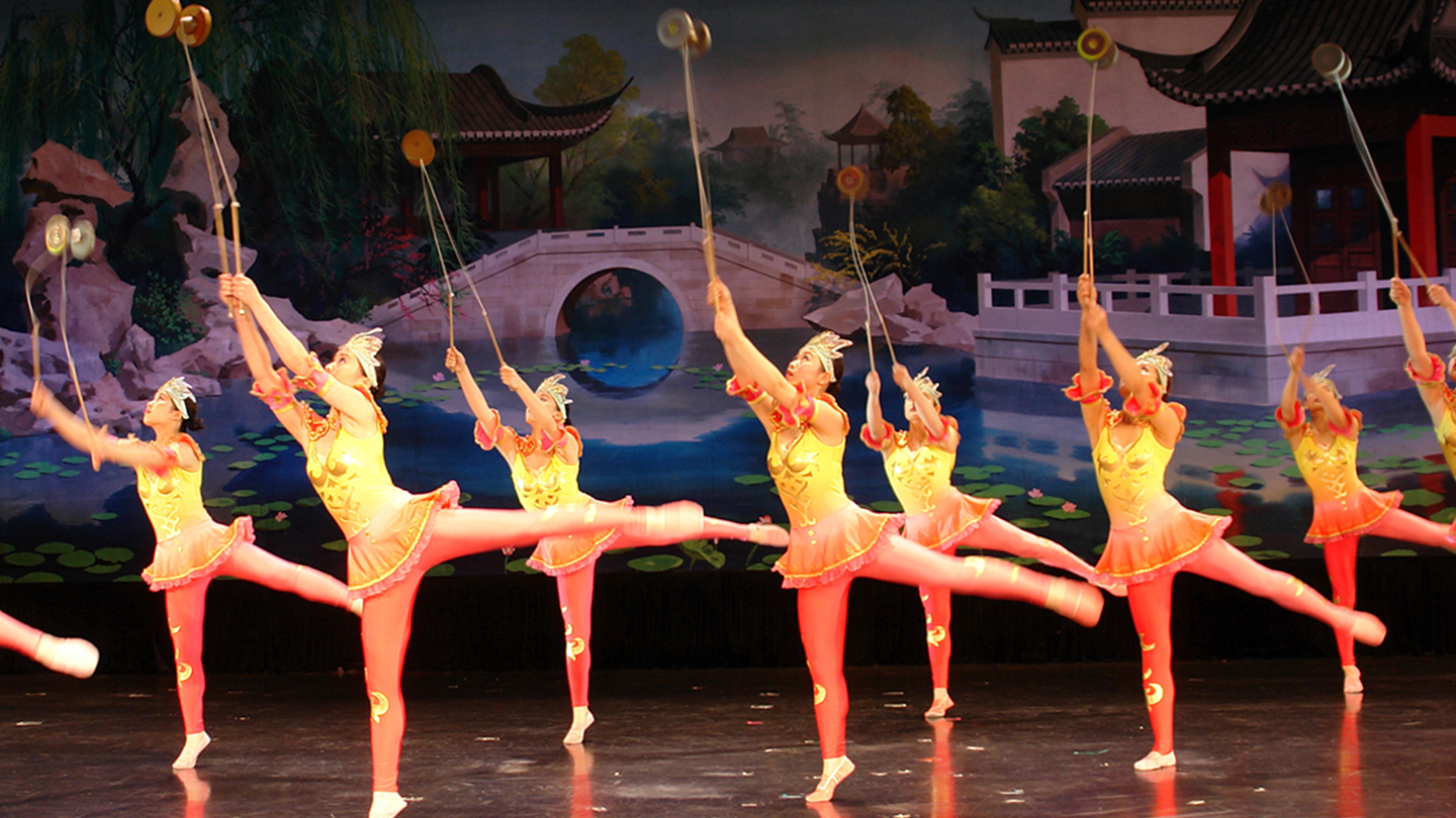 New Shanghai Circus Brings Spectacle and Artistry From China