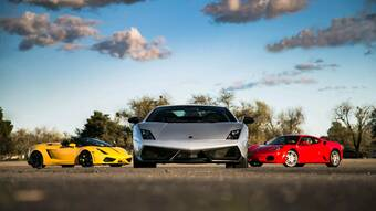 Exotic Car Autocross Challenge Reno Tickets 79 139 At 400 N