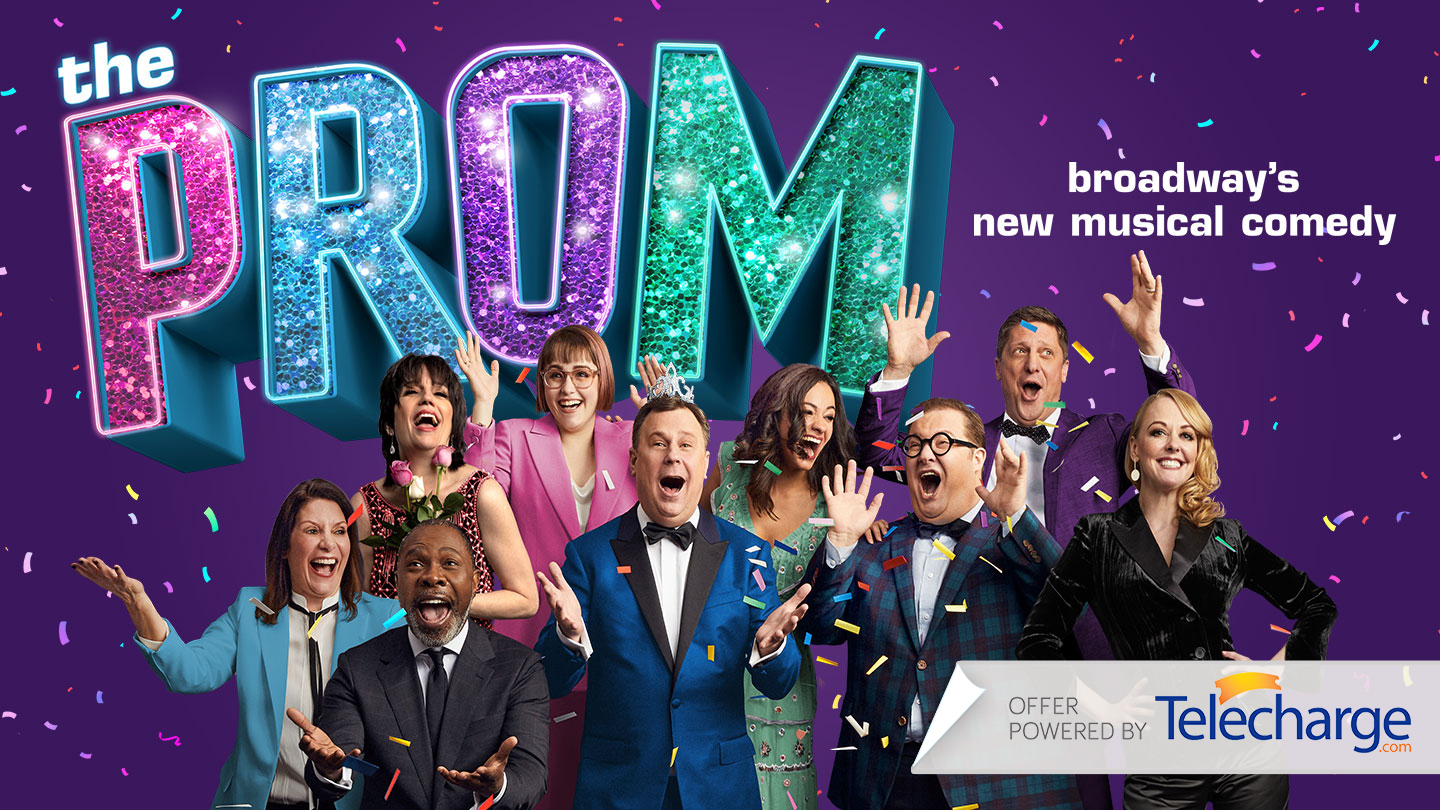 """The Prom"": The Best-Reviewed Broadway Musical of the Season"