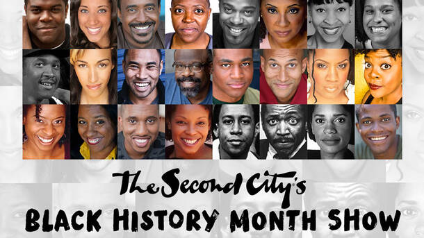 "The Second City's ""Black History Month Show"""