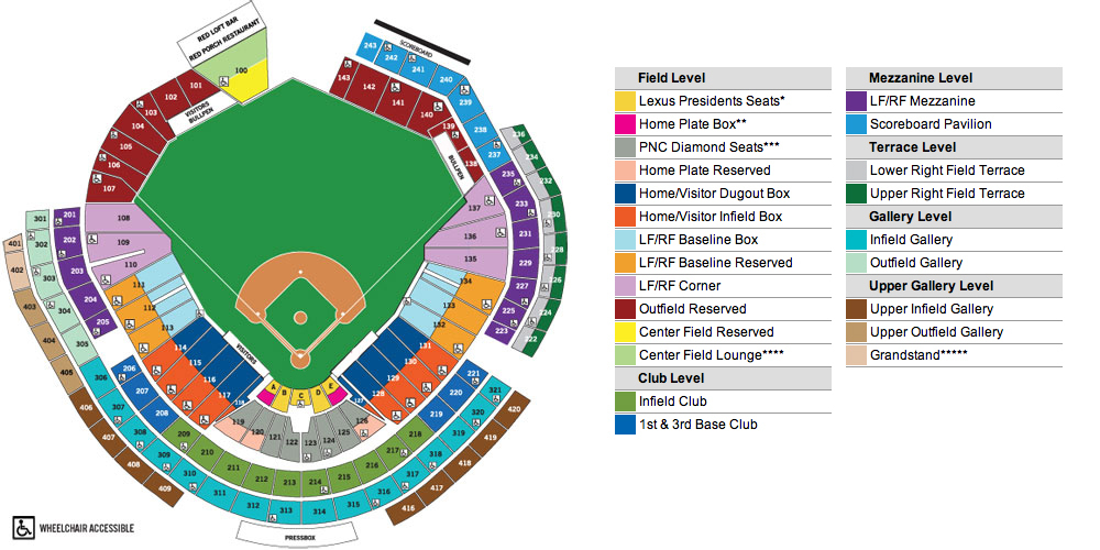 Nationals park washington d c tickets schedule seating charts