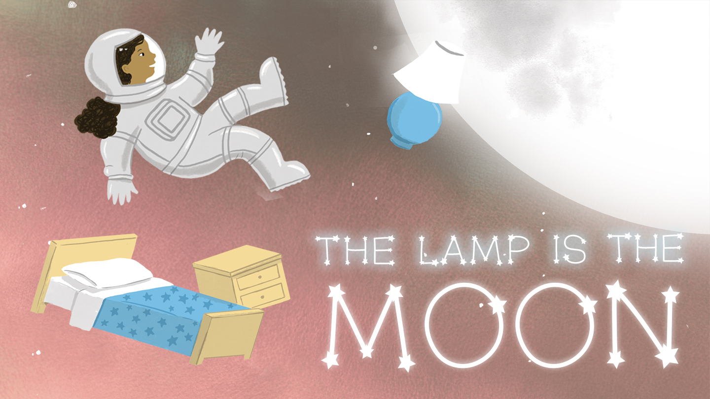The Lamp Is the Moon