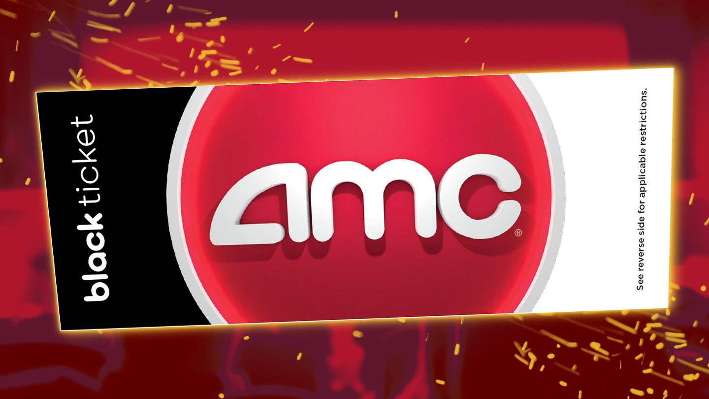 AMC Black: Your eTicket to the Latest Movies