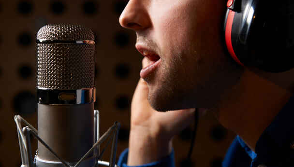Getting Paid to Talk: An Introduction to Voice-Over