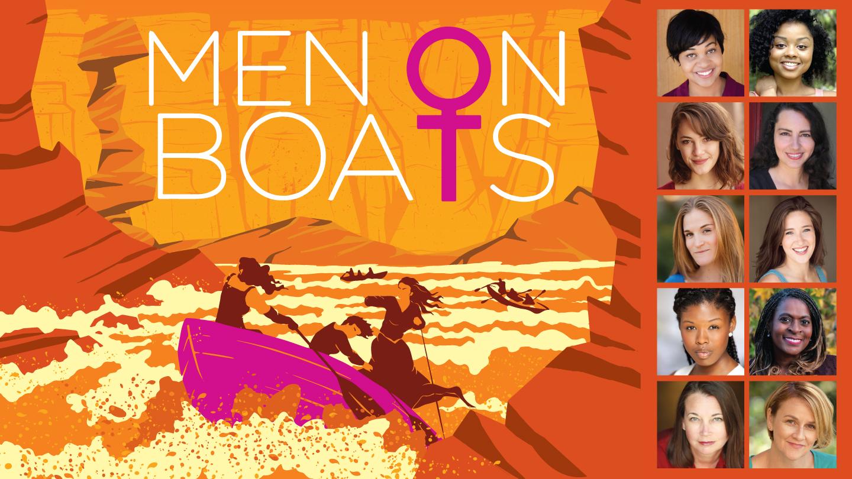 Men on Boats