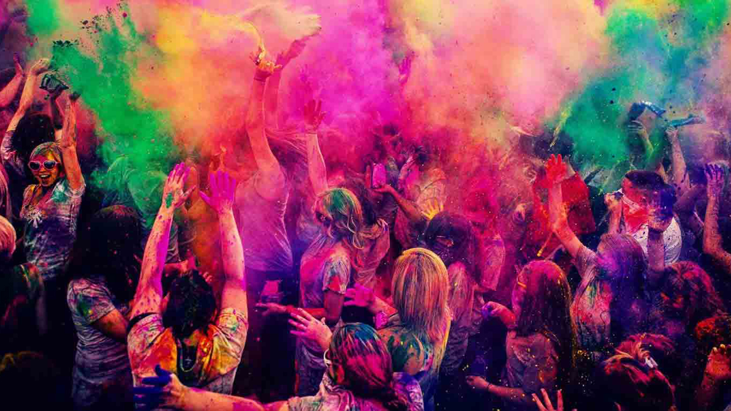 Festival of Colors: Holi Party