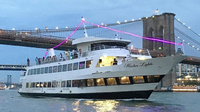 Spring Fever Midnight Yacht Cruise: DJs, Dancing & Cash Bar