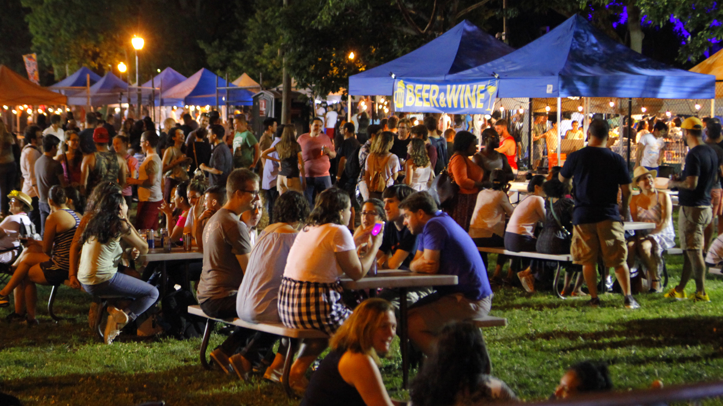 Queens Night Market New York Tickets - n/a at New York Hall of ...