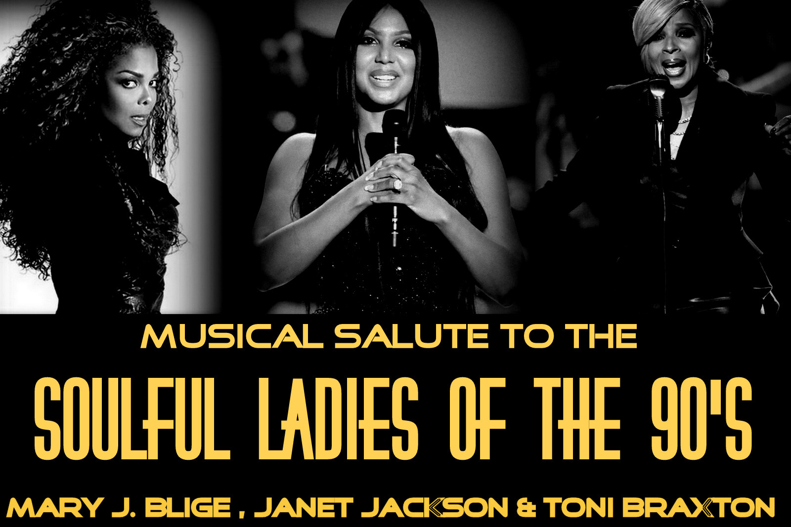 Musical Salute to Mary J. Blige, Janet Jackson & More