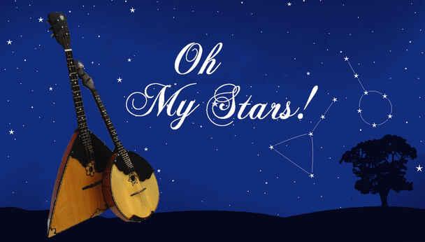 Washington Balalaika: Oh My Stars