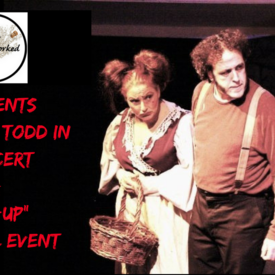 "Sweeney Todd"" In Concert, a Pop-Up Musical Event"