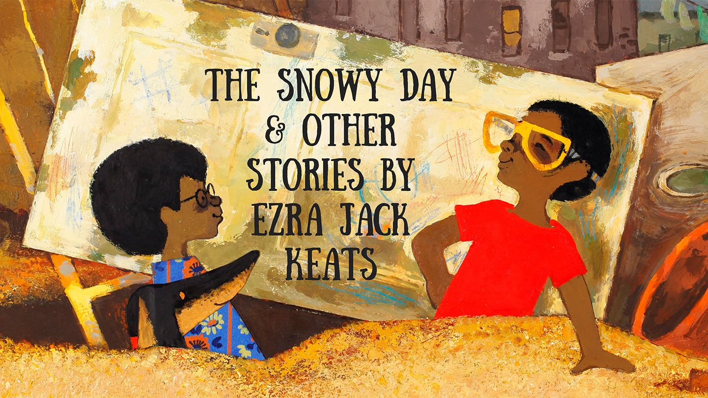 "Puppets, Singing & More in ""The Snowy Day"" -- For Kids"