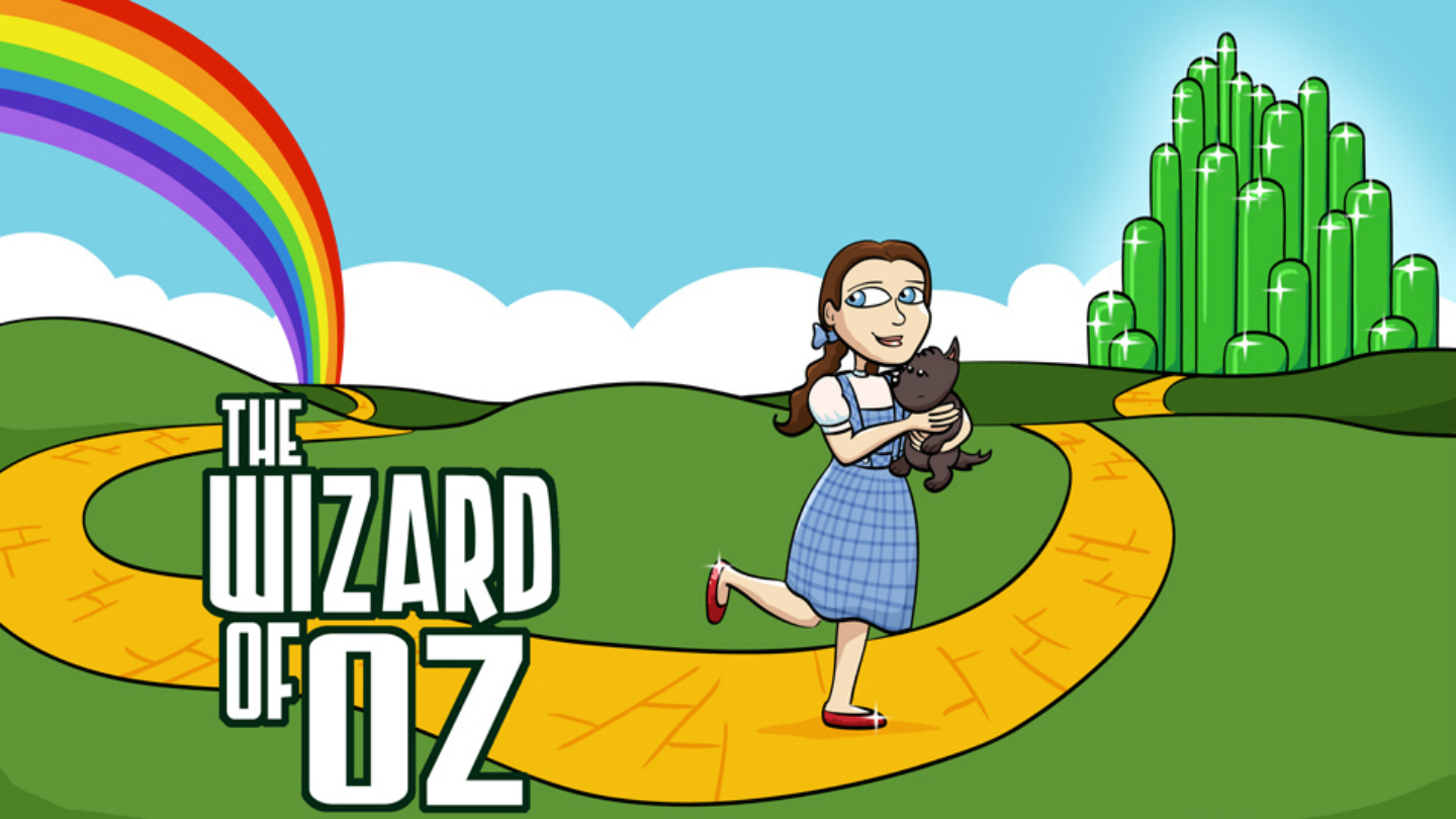 """Family Classic """"The Wizard of Oz"""""""
