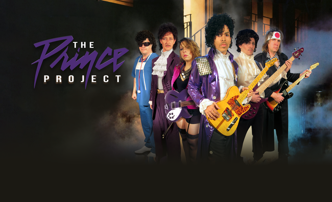 The Prince Project Tickets