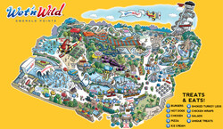 Wet'n Wild Emerald Pointe Water Park Tickets