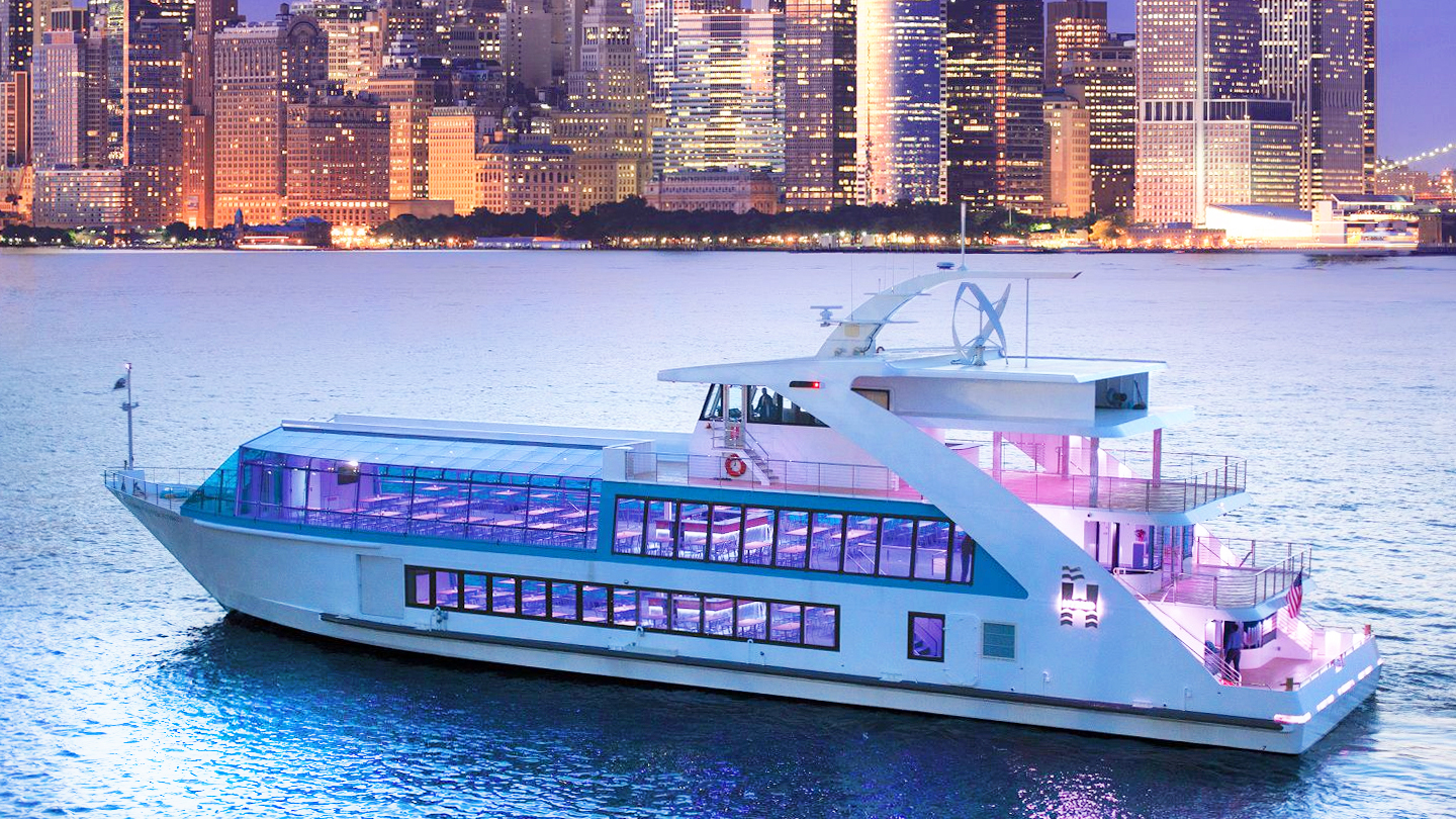 Dance Music Yacht Cruise With Sunset Views
