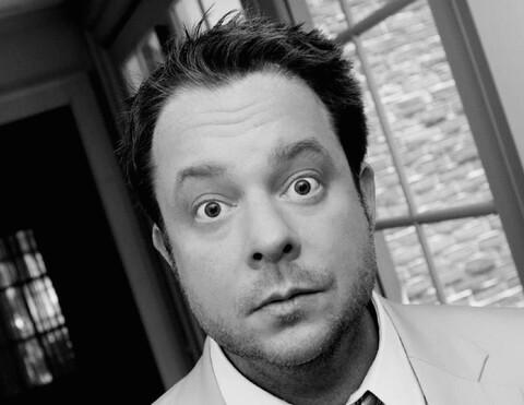 Comedian Craig Carmean