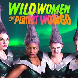 Wild Women of Planet Wongo