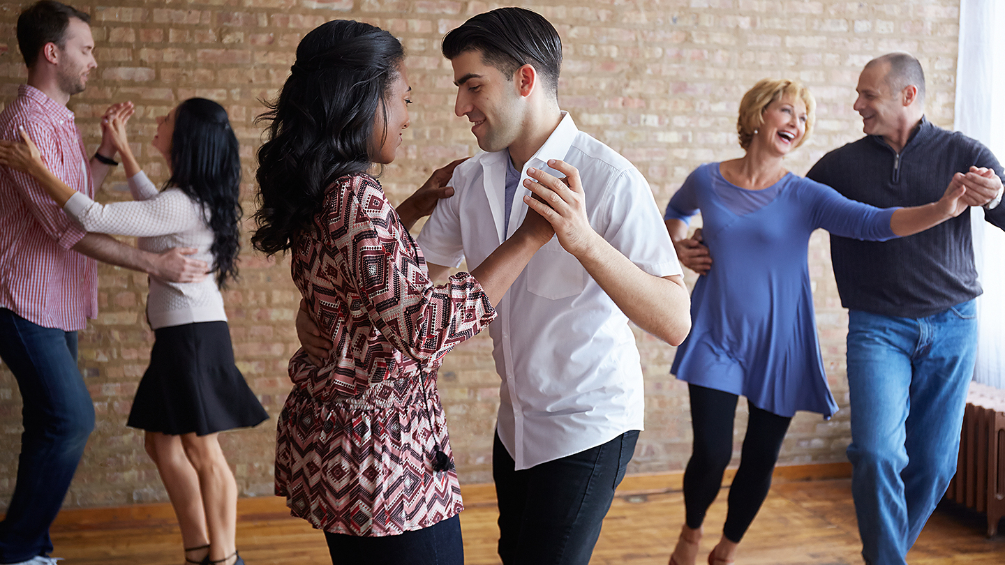 Salsa & Bachata Lesson + After Party