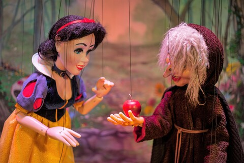 """Snow White and the Seven Dwarfs"": Marionette Show"