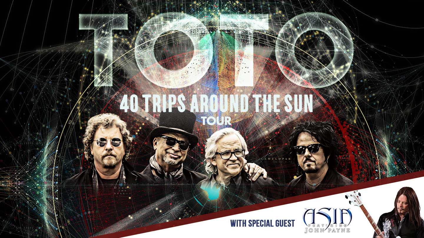 Toto With Special Guest Asia Orange County Tickets - n/a at Pacific ...
