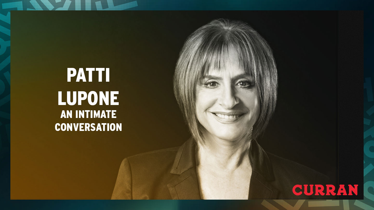 Patti LuPone in Conversation San Francisco Tickets - n/a at Curran ...